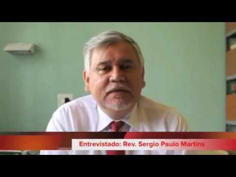 Depoimentos - Rev. Sergio Paulo Martins Nascimento
