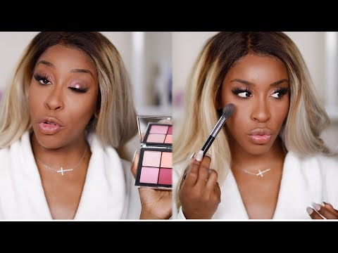 Get Glam With Me! LA Lunch Meeting | Jackie Aina