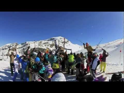 HARLEM SHAKE AVORIAZ