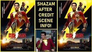 SHAZAM | AFTER CREDIT SCENE | EXPLAINED
