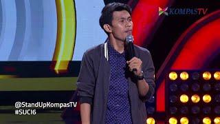 Video Indra Jegel: Kebiasaan Keluarga Melayu (SUCI 6 Show 16) MP3, 3GP, MP4, WEBM, AVI, FLV November 2017