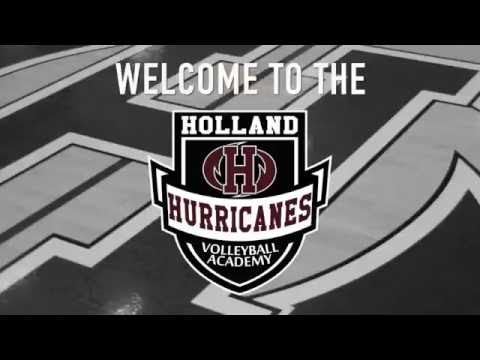 Welcome to the Hurricanes Volleyball Academy.