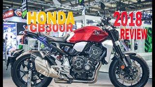 9. Honda CB300R Review First Impression 2018