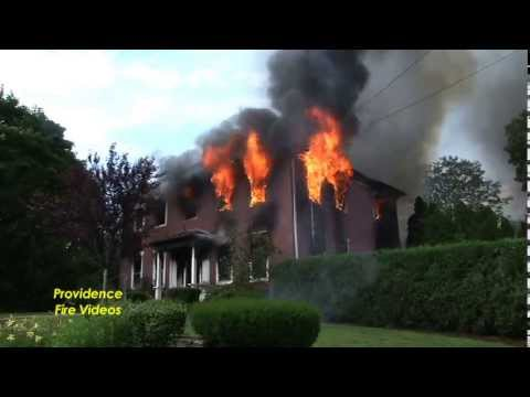 Homeowner charged with setting his own home on fire in Uxbridge, Ma