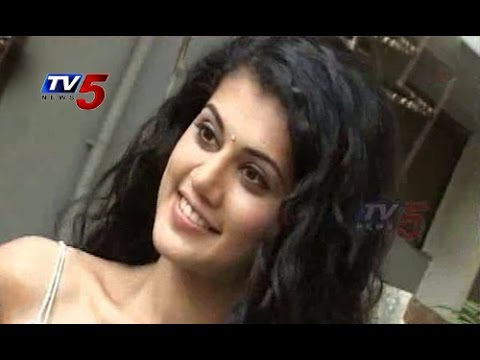 Tapsee Sensational Comments On Tollywood Heroines : TV5 News