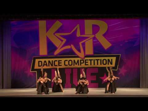 Best Contemporary // A TEAR FALLS - North Shore Dance [Long Island, NY]