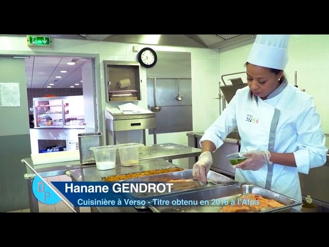 Hanane, ancienne candidate : le DP un travail personnel qui reste