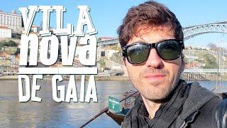 Vila Nova De Gaia Portugal  city photos gallery : Vila nova de Gaia - Rio Douro Porto - Brasileiro no Porto | Hoje tô Aqui