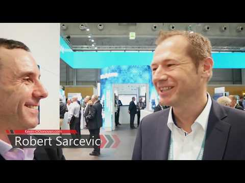 A chat with Robert Sarcevic at EUW18