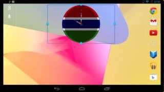 Gambia Clock YouTube video