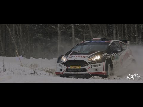 This Rally Was Coool - Kajetanowicz/Baran - FIA ERC leaders after Liepaja Rally
