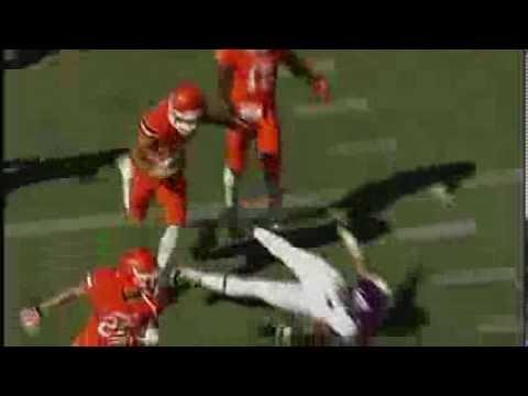 Josh Stewart 95 Yard Punt Return Touchdown video.