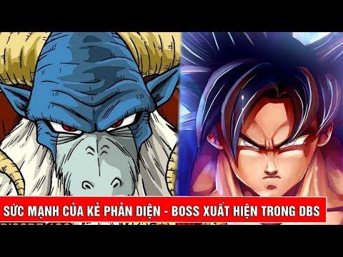Sức mạnh của kẻ phản diện - Boss mạnh mẽ nhất trong phần mới tiếp theo của Dragon Ball Super - Thời lượng: 5 phút, 19 giây.