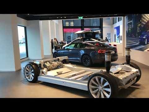 Tesla Auckland walkthrough