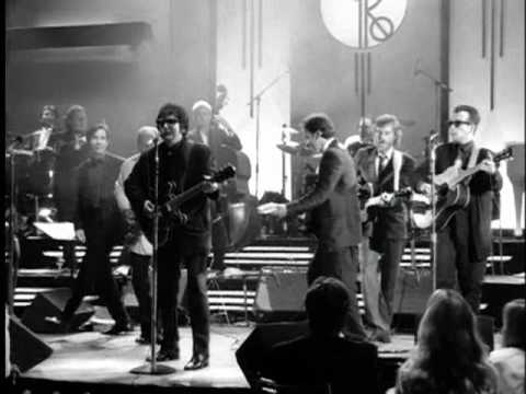 black and white - Roy Orbison performs