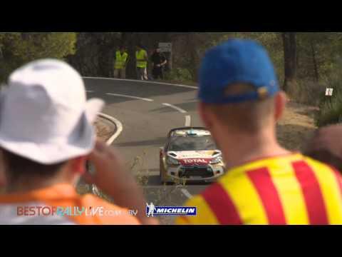 Leg 2 - 2013 WRC Rally de Espana