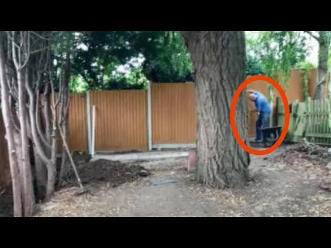 Ogni giorno l'uomo scava in giardino. 2 anni dopo i vicini non credono ai loro occhi!
