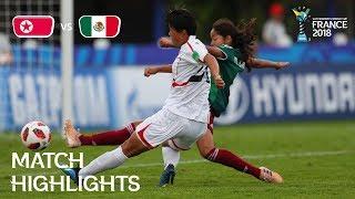 Video Korea DPR v. Mexico - FIFA U-20 Women's World Cup France 2018 - Match 11 MP3, 3GP, MP4, WEBM, AVI, FLV Desember 2018