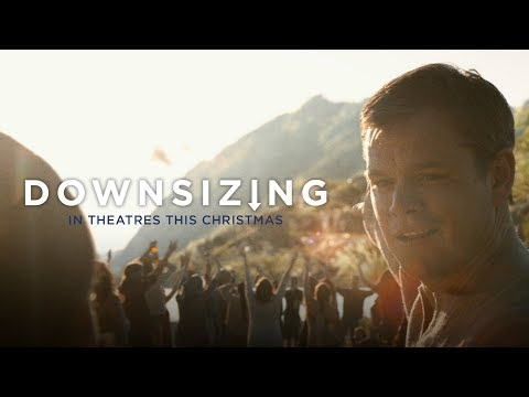 Downsizing Official Trailer 2