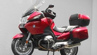 8. 2006 BMW R1200RT Ride Video!  Lots of Options!  Great Machine!