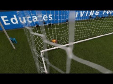 FIFA 20 90 Heung Min Son rainbows Ferdinand goal