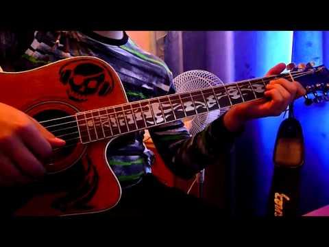 Баста - Темная ночь (Урок под гитару)