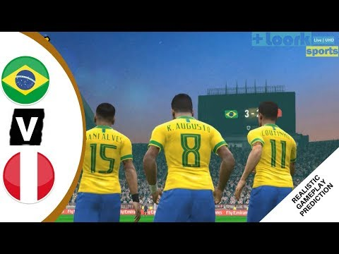 Brasil Vs Peru FINAL - Highlights & Goals / Resumen | Copa America