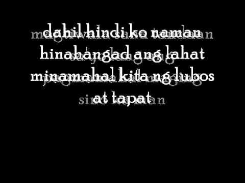 Video maging sino ka man juan thugs with lyrics.avi download in MP3, 3GP, MP4, WEBM, AVI, FLV January 2017