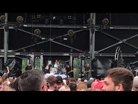 10 Years - Beautiful @ Rock On The Range (May 18, 2018)