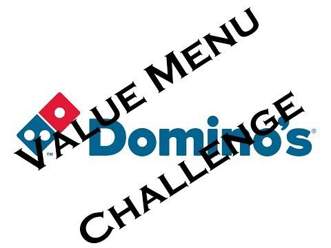 Randy Santel Domino's Pizza Challenge!
