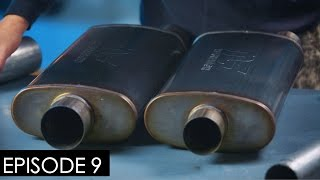 The Power of 2.5- vs. 3-Inch Exhaust - Engine Masters Ep. 9 by Motor Trend