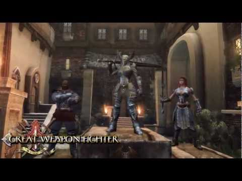 Neverwinter Gets Great Weapon Fighter Reveal