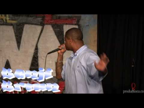 Benji Brown at Uptown Comedy Corner