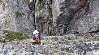 Climbing A Mega Line At Brevant - Vlog 67 by Matt Groom