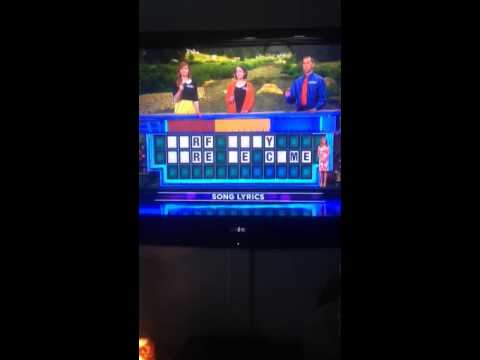 Man Makes Terrible 'Wheel Of Fortune' Guess