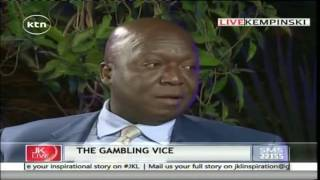 Jeff Koinange Live: The Gambling Vice (Part One) 24th August 2016