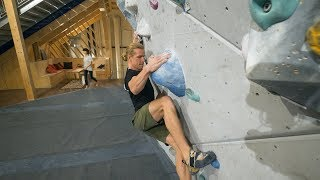 THE SICKEST CLIMBING VIDEO I HAVE EVER DONE - VLOG EPISODE 500 by Eric Karlsson Bouldering
