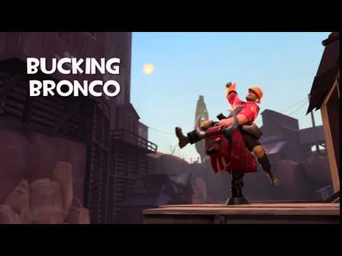 Bucking Bronco Team Fortress 2