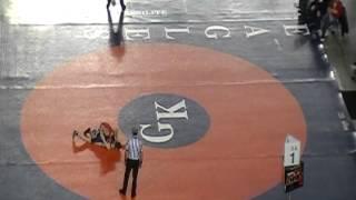 Sunnyside (WA) United States  city images : Alec Hoover v Sunnyside WA State wrestling 2013