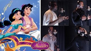Video A Whole New World - Disney's Aladdin - (AHMIR R&B group cover) MP3, 3GP, MP4, WEBM, AVI, FLV Maret 2019