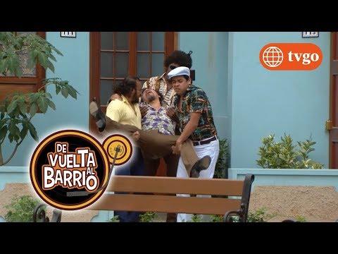 De Vuelta al Barrio 31/07/2017 - Capítulo 60 - Parte 1/5 (видео)