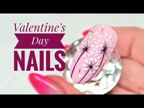 Nail art -  :: Valentine's Day Nails ::  Nailart by Natalia