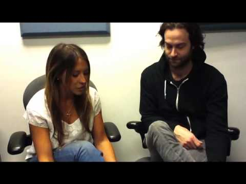 Ashlee interviews comedian Chris D'Elia