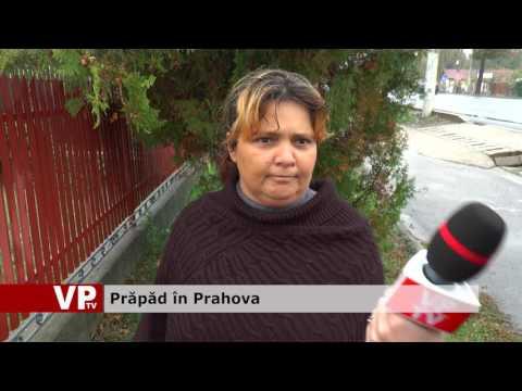 Prăpăd în Prahova