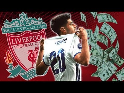 ASENSIO INTERESTED IN LIVERPOOL TRANSFER | KLOPP WANTS HIM TO BE NEXT NR 10 AT LIVERPOOL