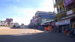 Stung Treng Cambodia  City new picture : Stung Treng downtown view 2015- travel to Cambodia