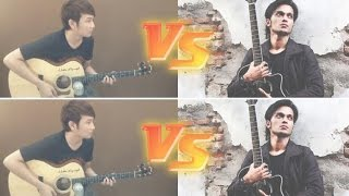 Nathan Fingerstyle VS Fay Ehsan (Indonesia Fingerstyle)