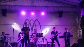 Nuprast Band - di Ujung Jalan (Cover Samson) Amaliun Medan