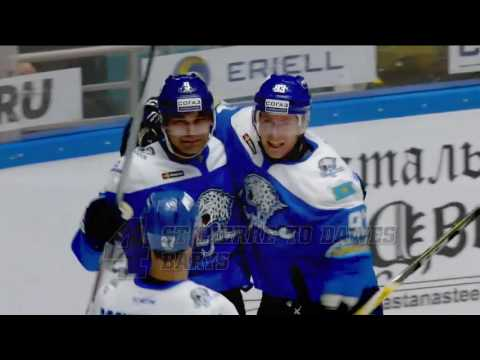 KHL Top 10 Goals for Week 13 (видео)