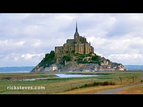 Mont St-Michel – Normandy, France